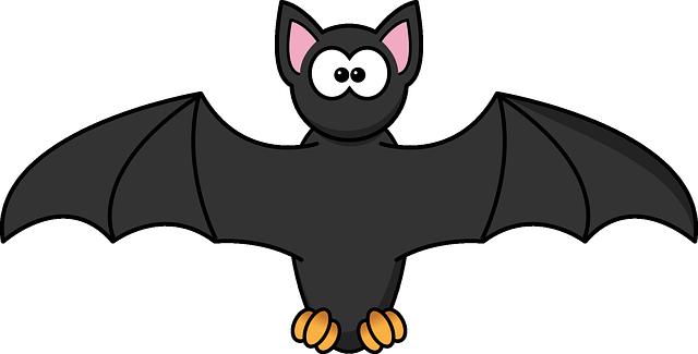 Fledermausbesuch in der LKS